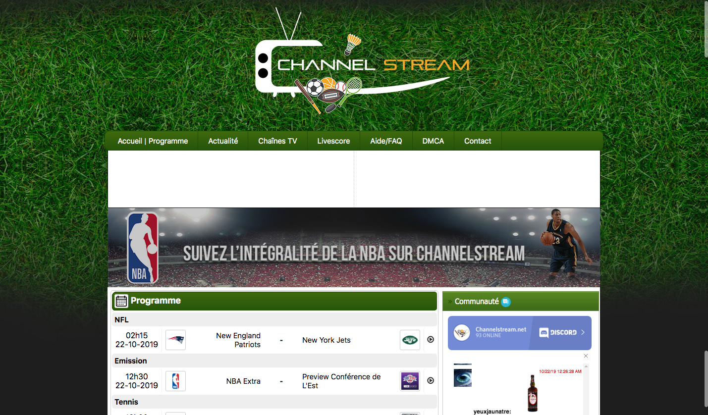 channelstream