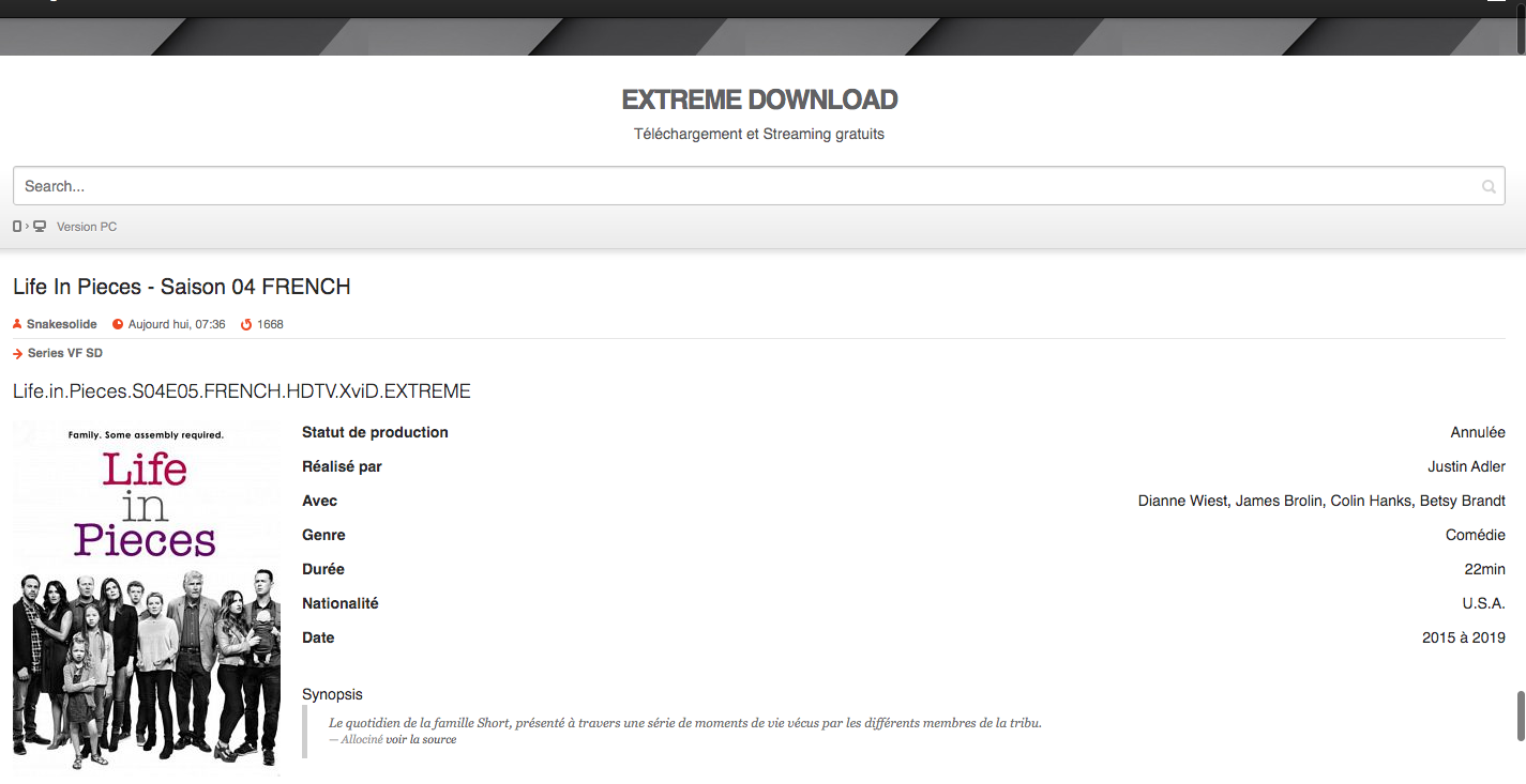 Photo of Extreme download