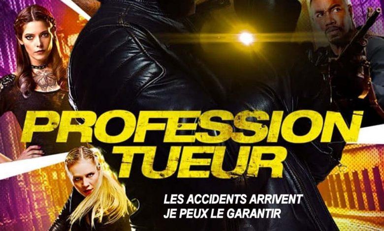 """Affiche du film """"Profession Tueur"""""""