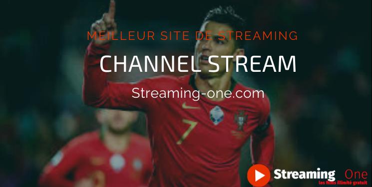 Channel stream 1